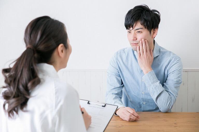 歯牙移植はタイミングが重要です。お早目にご相談を。