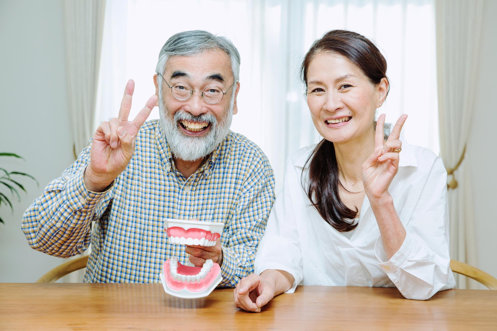 使いやすい入れ歯作製なら、神戸三宮谷歯科クリニック
