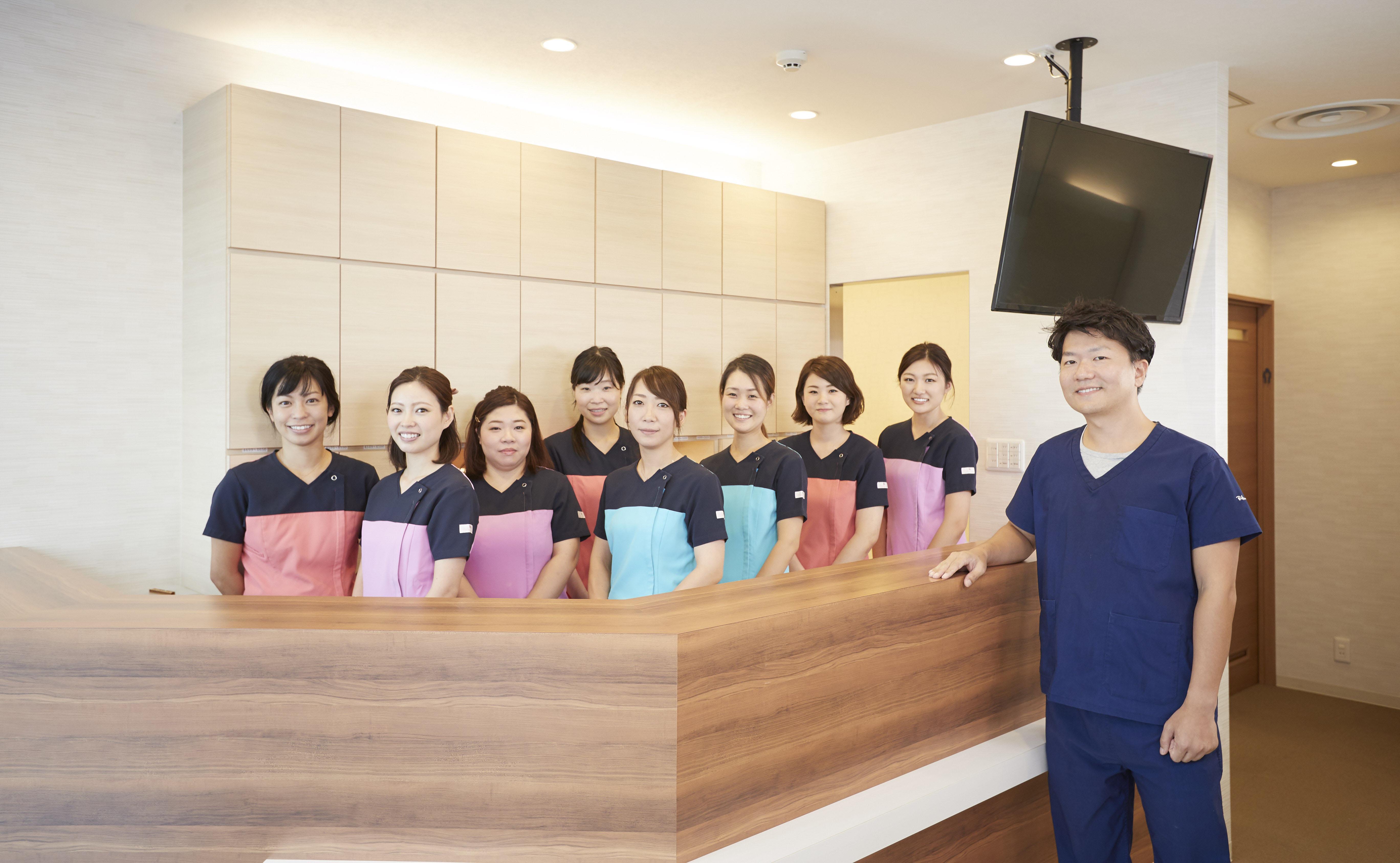 神戸三宮谷歯科クリニックのスタッフ紹介